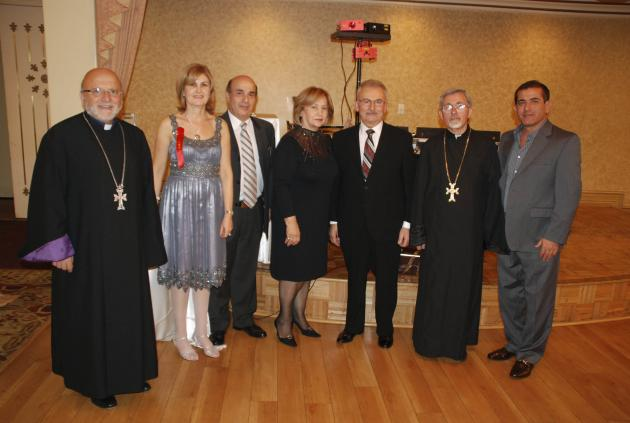 Armenian Church of La Canada Celebrates 6th Anniversary