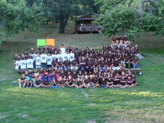 Primate Visits Armenian Summer Camp