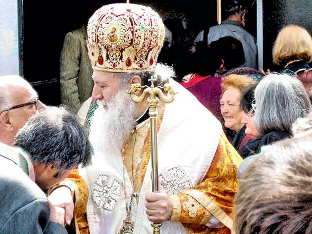 Feb. 24 - Metropolitan Neofit Dmitrov Elected as Patriarch of the Bulgarian Orthodox Church