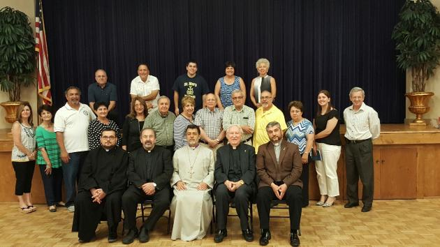 Primate Presides Over Central California Regional Meeting